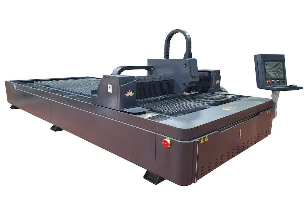 The Oculus fibre laser is purely used for metal cutting onyl free-standing laser cutter machine is our medium size range of laser engraving/cutting machine.