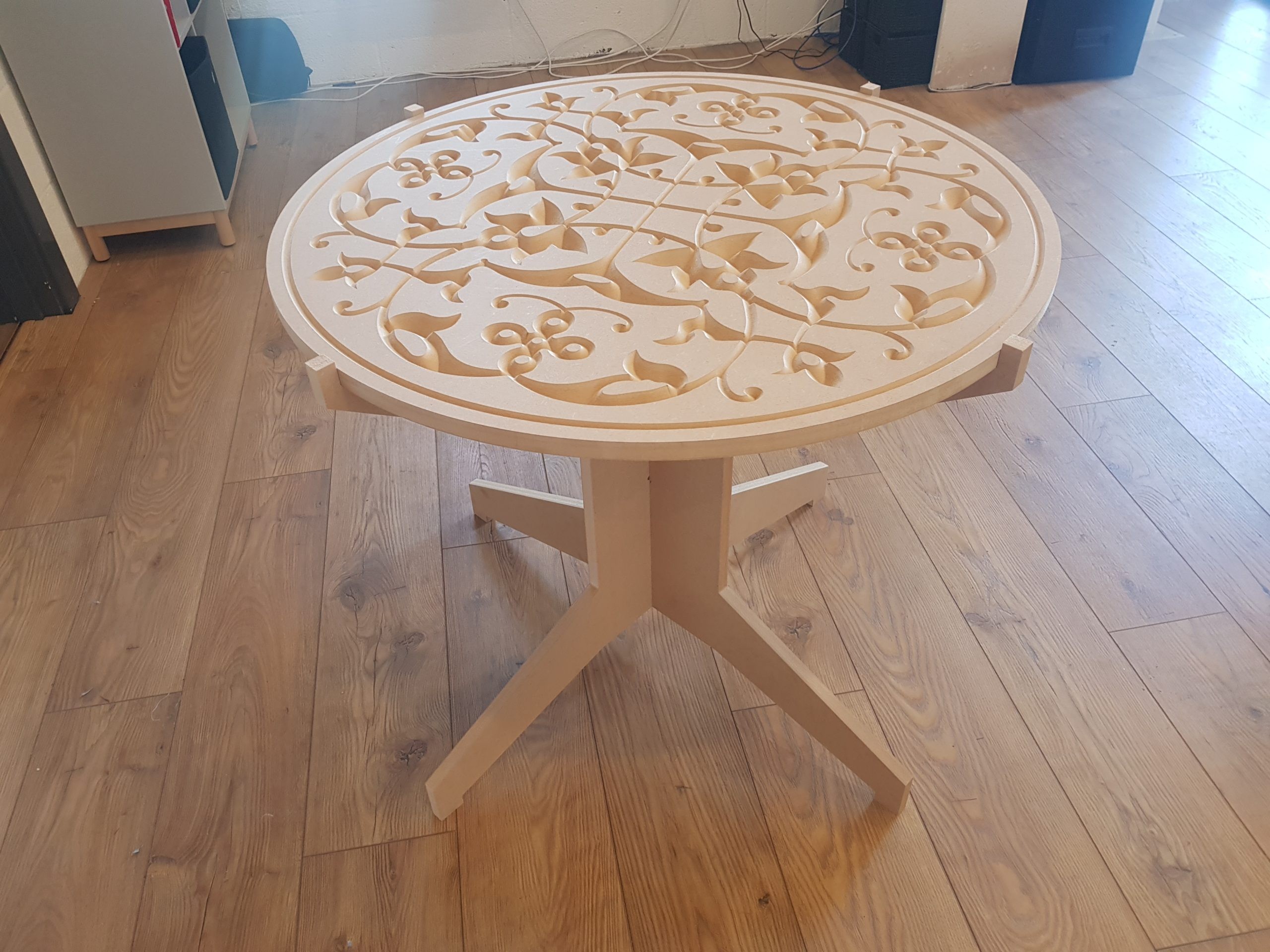 Table Router Sample