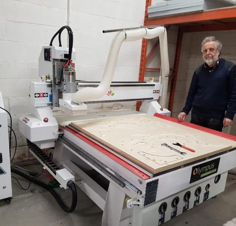 olympus 1313 cnc router