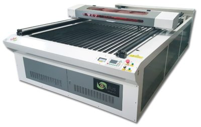 The Oculus flatbed laser machine is our our largest range of non metal cutting laser machines.
