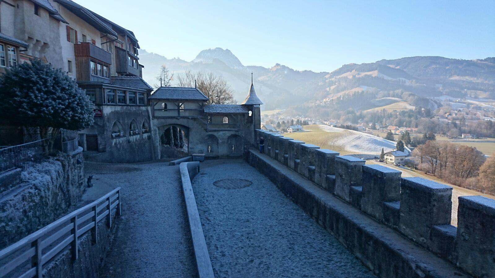 Switzerland Install