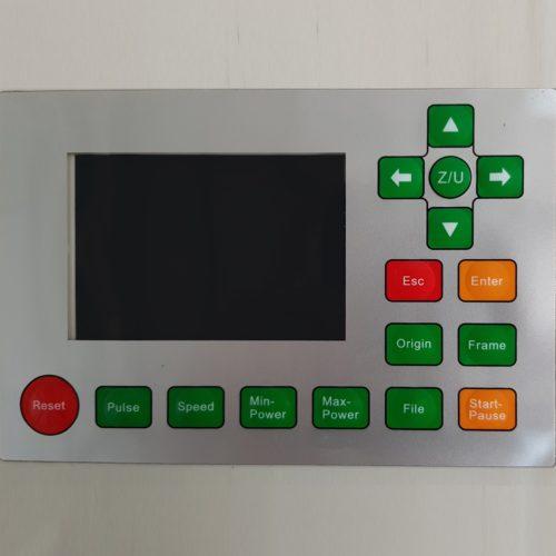 Laser Control Panel