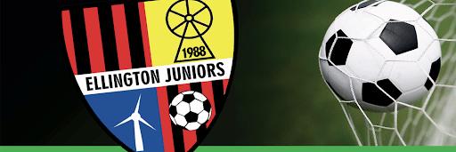 Opus CNC Sponsoring Ellington FC Under 11s Football Team