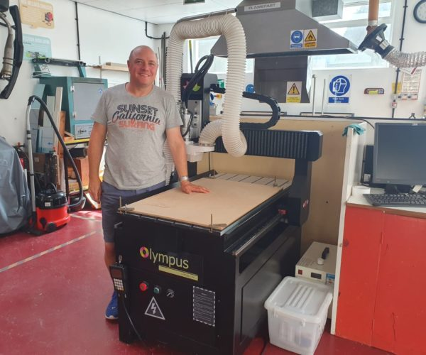 Olympus 6090 CNC Router