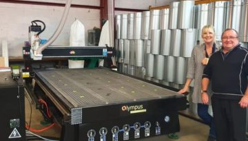 Olympus 1530 CNC Router