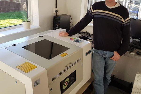 Oculus 6040 Laser Cutter
