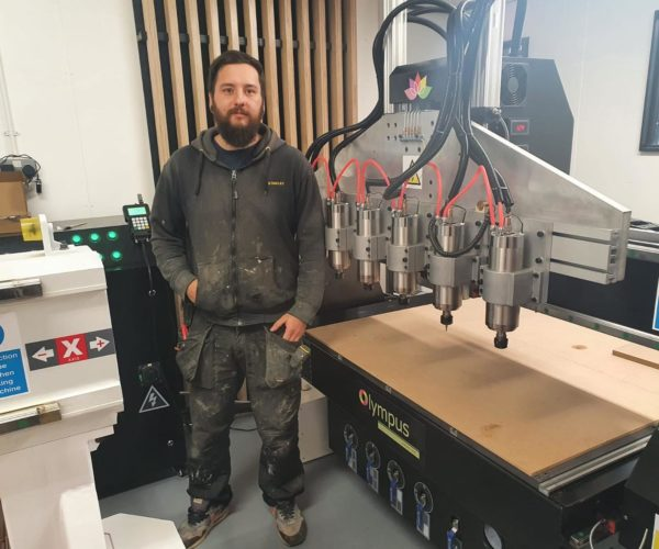 Olympus 1313 Select CNC Router
