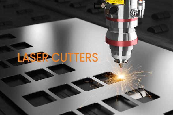 Laser Cutter Lasered