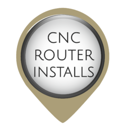 Our experienced engineers will carry out the complete installation for all of the Olympus and Pegasus ATC routers. We will send over the relevant electrical requirements at the point of order, which will need to be in place before the installation. We can also offer advice regarding the electrics if required.