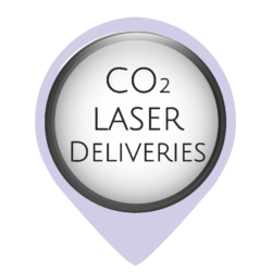 All Oculus benchtop laser cutters and the Oculus 6090 and 1390 are delivered by our engineers and taken into the desired location. The Oculus 1690 and 1512 free-standing lasers need a forklift to offload due to their larger sizes. All Oculus flatbed lasers are delivered by a 7.5-ton curtainsider and do require a forklift to be offloaded.