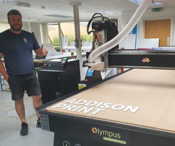 Olympus CNC Router