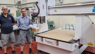 4 Axis ATC CNC Router