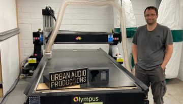 Olympus 1325 CNC Router